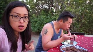 แคมปิ้งรถบ้านในแคลิฟอร์เนีย: Camping in San Mateo Campground