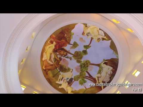Venta de Mansion Con alberca techada en Guadalajara 4K HD