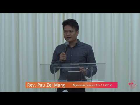 Rev. Pau Zel Mang on November 05, 2017 (M)