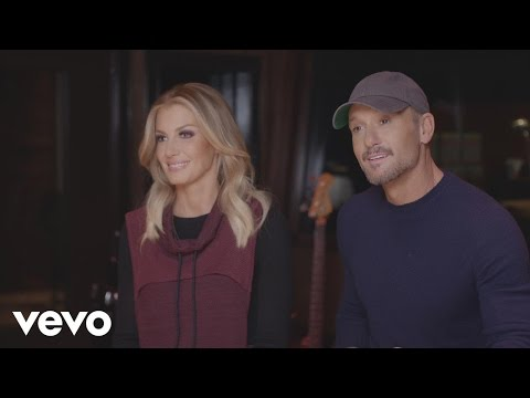Tim McGraw, Faith Hill  Speak to a Girl Story Behind the Song
