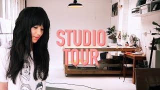 One of furrylittlepeach's most viewed videos: STUDIO TOUR | furrylittlepeach