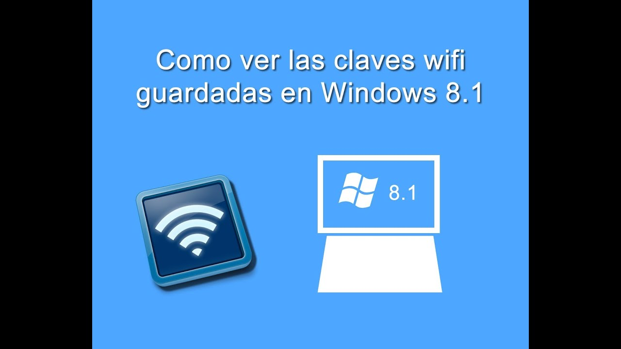 Ver Claves Wifi Guardadas Windows Xp