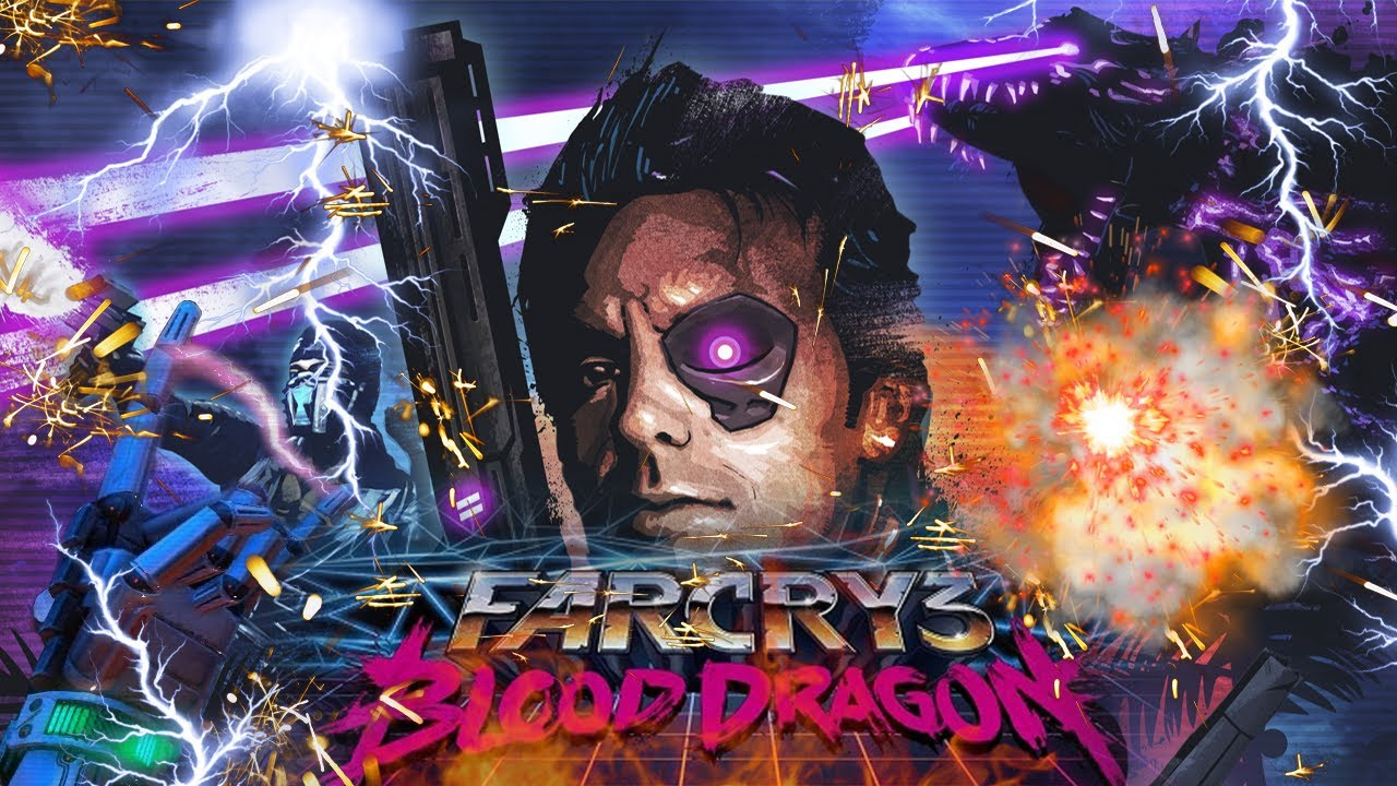 how to get the garrisons in far cry blood dragon