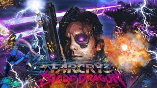 Far Cry 3 Blood Dragon - O Far Cry do Futuro e Batalha com Dragão