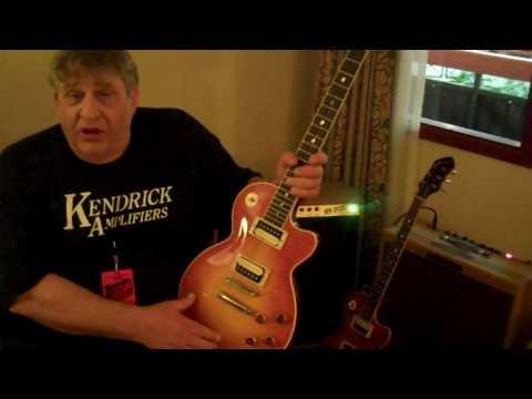 Austin Amp Show Kendrick Townhouse Guitar - Billy Penn 300gu