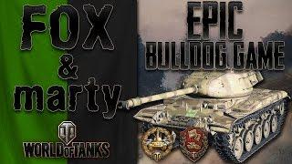 World.of.tanks.replay M41 Walker Bulldog - Epic Bulldog Game Cz
