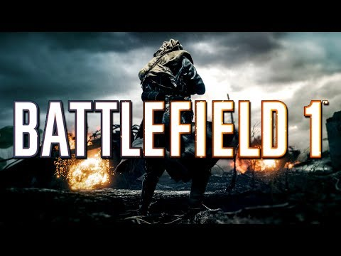 Battlefield 1: Killstreaks, Sniping and Only in Battlefield Moments (PS4 PRO Gameplay)