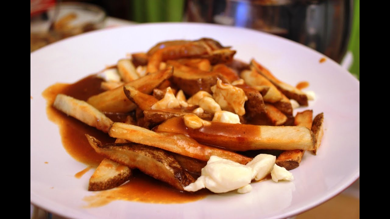 How to Make Poutine images