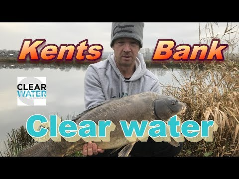 Kents Bank Lake Winter Carp Fishing