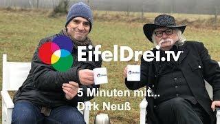 5 Minuten mit ... Dirk Neuß