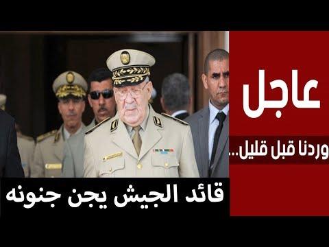 عاجل اليوم قائد الجيش الجزائري يصدم كل الفاسديين بهدا القرار الصدم و غير مسبوقة ! طفح الكيل
