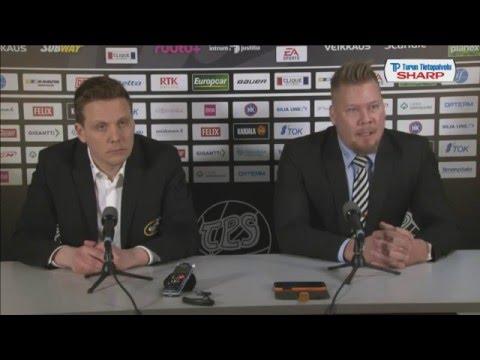 19.3.2016 TPS - Kärpät Aftergame show