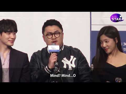 [ENG Sub] Rapper Defconn Is Learning How To Act With The Eyes Of Park Bo-geom And Yoo Seung-ho