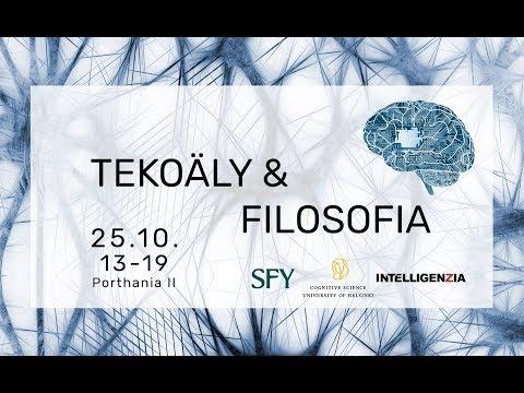 Tekoäly & Filosofia 25.10.
