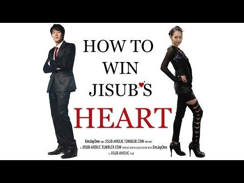 "So Ji Sub / (Eng Sub)""How to win Jisub's heart""."