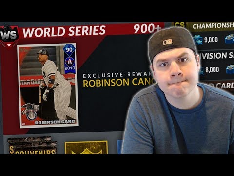Less Than 100 Points from World Series! MLB The Show 18 Diamond Dynasty Ranked Seasons
