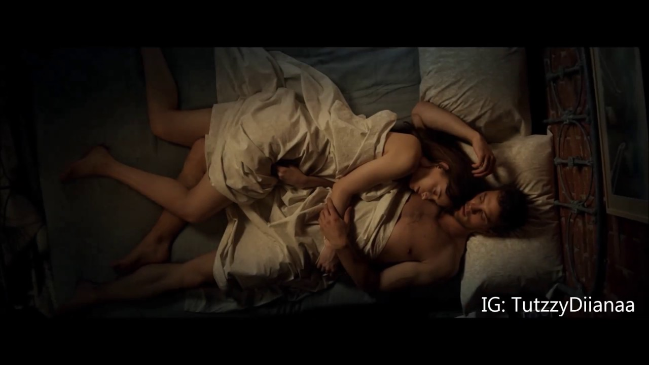 Sexual scenes from 50 shades of grey
