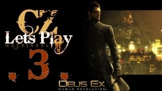 Deus Ex: Human Revolution - CZ Leťs Play 3.část od MATRIXXXL