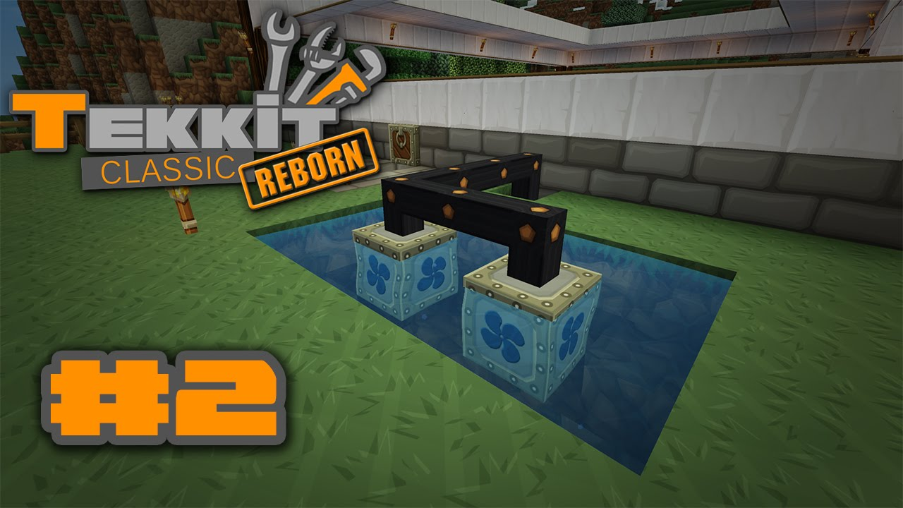 1 7 10] TCR Classic Reborn - Tekkit Classic remake/update
