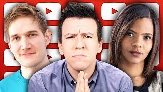 Ridiculous Candace Owens Harassment, IGN Plagiarism Allegations, & Bo Burnham Dodges R
