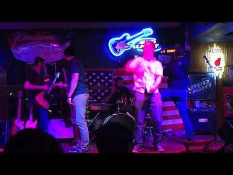 RockStar LIVE BAND Karaoke Miami -  June 2015
