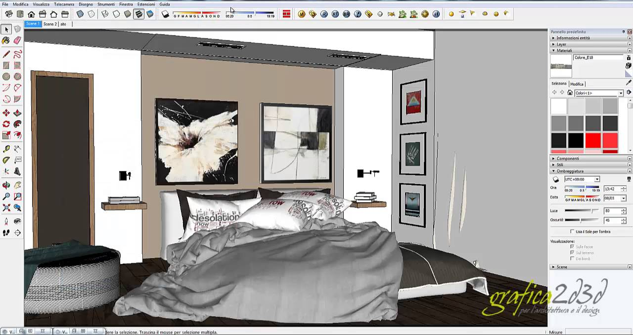 Sketchup 2016 Vray 2 Tutorial Interior YouTube