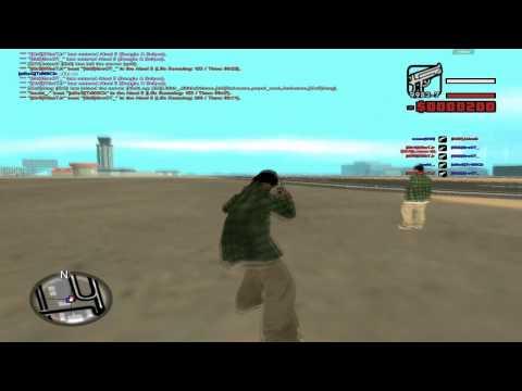 Fast duels - sa-mp 0.3b