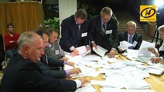 видео Подсчет голосов избирателей на выборах