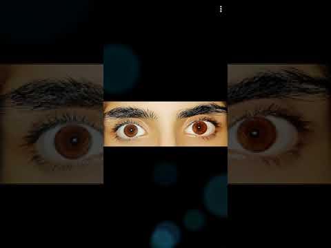 Brown eyes 👀 💖🌟 #eyes #brown #youtube