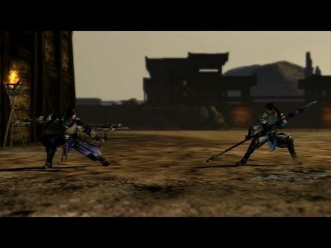 真・三國無双 7 - Dynasty Warriors 8 - Shu - Walkthrough - ch11 - Battle of Tianshui (天水の戦い)