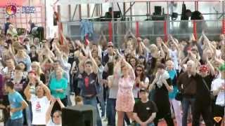 Белые ночи в Перми 2012. Фестиваль танца ЯDANCE. Урок танца