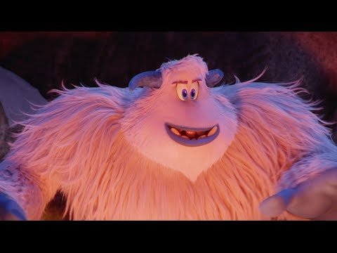 Watch LeBron James play a Yeti in animated film 'Smallfoot'