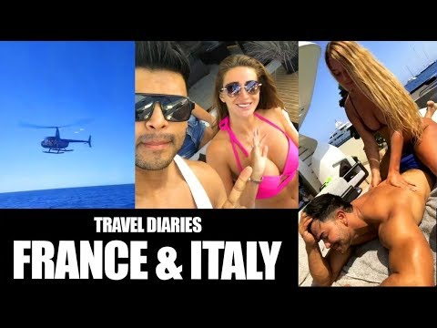 My Travel Diaries | France | Italy | 2017