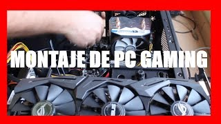 Montar PC Gaming I7 Gtx 1060 32Gb