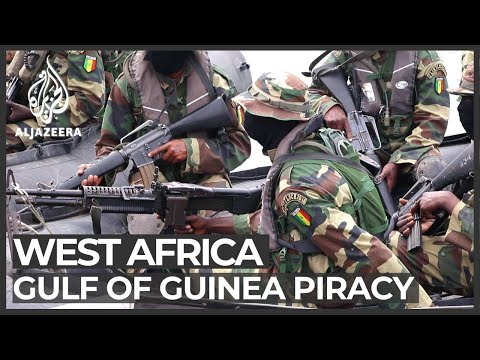 West Africa piracy: