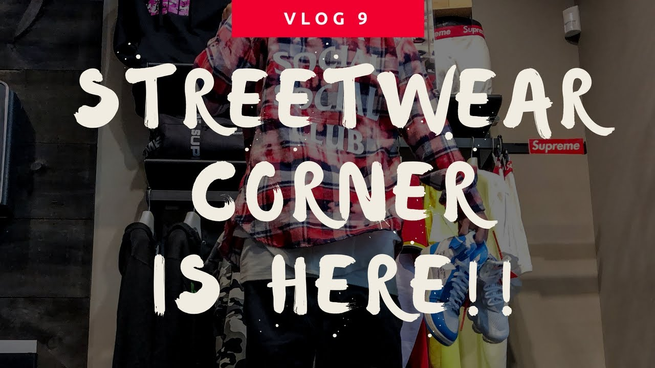 Offizieller Lieferant beispiellos wähle authentisch STREETWEAR SECTION AT OUTLET COLLECTION OF NIAGARA! SUPREME, YEEZY, NIKE,  OFFWHITE, ASSC ETC!!!