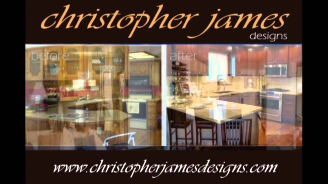 Christopher James Designs Erie PA Remodeling And Contractor Services Robertson  Kitchens