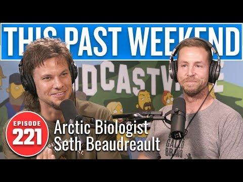 Arctic Biologist Seth Beaudreault  This Past Weekend w Theo Von 221