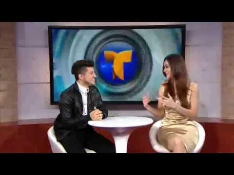 TonyG interviewed on Telemundo's