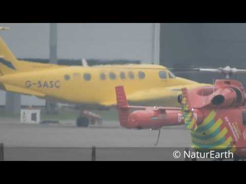 Type of planes seen @ Northolt Airport 16 March 2017