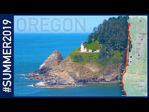 The Oregon Coast - #SUMMER2019 Episode 24