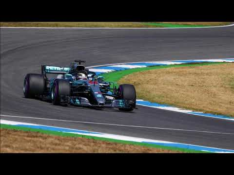 Lewis Hamilton full team radio after hydraulics issue - F1 2018 Germany