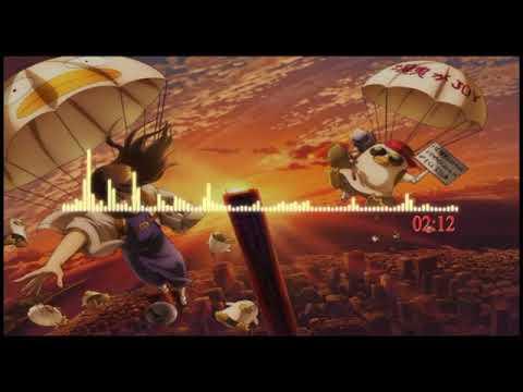 Gintama  ( 银魂 ) ED 8 full lyrics - Speed of Flow HQ