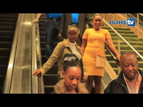 Rwanda Cultural Day Exhibition and Preparations in San Francisco (24th September 2016)