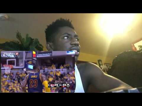 COMEBACK KING!! PACERS BLEW A 26 POINT LEAD!! CAVALIERS vs PACERS GAME 3 REACTION