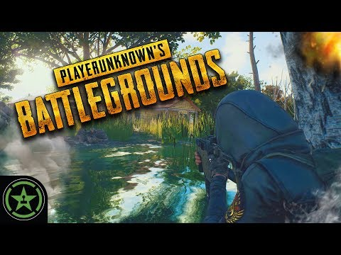 Let's Play - PLAYERUNKNOWN'S Battlegrounds - Lightning Chicken - AH Live Stream