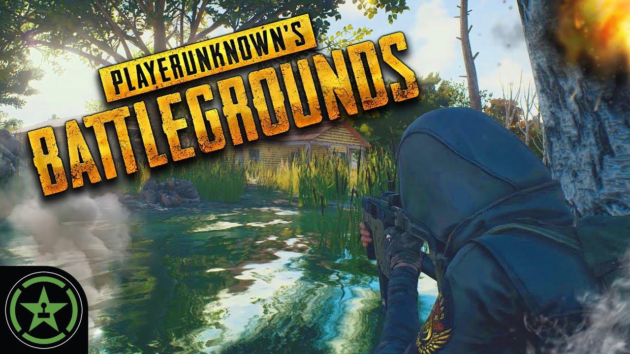Let's Play - PLAYERUNKNOWN'S Battlegrounds - Lightning Chicken - AH Live Stream