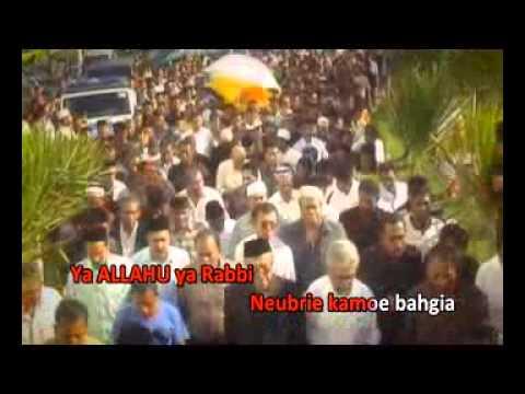 Lagu Aceh - Doa keu wali Nanggro