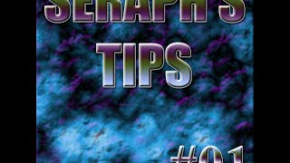 Seraph Tips 01 - Windows 10 Full Screen Start Menu