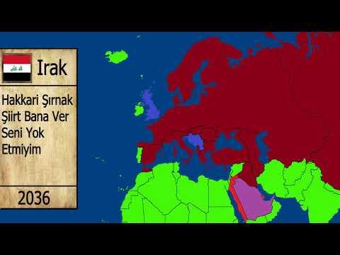 Alternatif 3 Dünya Savaşı Türkiyenin Geleceği Bölüm 6